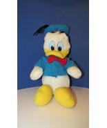 "Disney land World parks sailor Donald duck plush 11-15"" Stuffed vintage ... - $7.91"