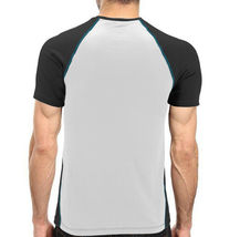 Men's Cool Quick-Dry Gym Workout Sport Running Breathable Performance T-shirt image 4