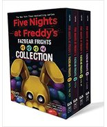 Five Nights at Freddy's: Fazbear Frights Collection - $39.99
