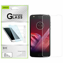 For MOTOROLA Moto Z3, Z3 Play Tempered Glass Screen Protector Film Guard... - $5.87