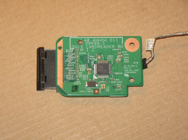Dell INSPIRON M5010 Media SD Card Reader Board w/Cable +DUMMY 7N18D 48.4... - $5.99