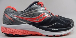 Saucony Ride 9 Women's Running Shoes Size: US 10.5 M (B) EU 42.5 Gray S10318-1