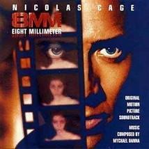 8MM: Eight Millimeter - Soundtrack/Score Promo CD ( Like New ) - $53.80