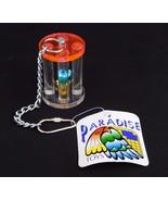 Paradise Toys Sm Med Bird Acrylic Activity Toy Rattle Cylinder Bells 333... - $7.99