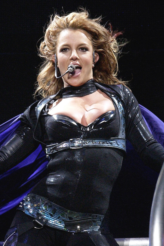 Primary image for Britney Spears Busty in Concert 24x18 Poster
