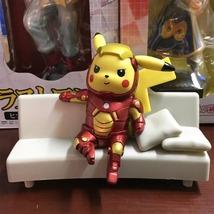 15cm Pocket monster Pikachu-cosplay-X-Men-Marvel-Deadpool action figure ... - $39.90