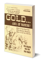 Gold...ABC's of Panning ~ Gold Prospecting - $9.95