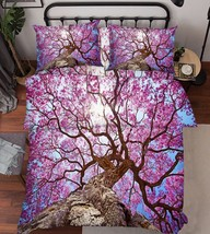 3D Pretty Tree 1 Bed Pillowcases Quilt Duvet Cover Set Single Queen King Size AU - $64.32+