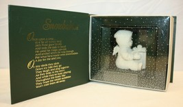 """Dept. 56 Winter Tales Of The Snowbabies """"Can I Open It Now"""" #6838-1W/BOX - $16.82"""