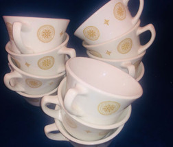Shenango Restaurant Ware Coffee Cups Lot of (11) Great Condition - $37.74