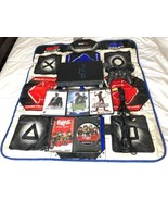 Sony PlayStation 2 System Console Bundle W/ 4 PS2 Games Dance Mat & Memo... - $74.99