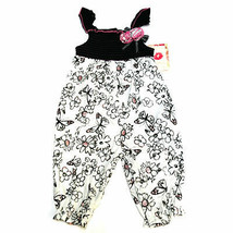 Sweet Heart Rose Baby Girl Infant Floral One Piece Jumspuit 24 Months - $24.95