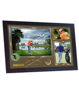 Rory Mcilroy signed autograph photo print Legend Golf poster FRAMED 13 i... - $21.84