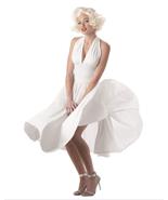 Sexy Marilyn Monroe Dress Costume - $18.99