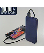 10000mah Battery Charger Pack Dual USB Palm Size for iPad iPod iPhone,Sa... - $17.43