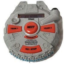 Star Wars Electronic Catch Phrase Millenium Falcon 2015 Hasbro Hand Held Game - $14.84