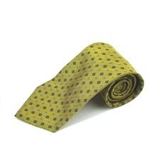 Brooks Brothers Tie Gold, silk (T-68) - $14.00