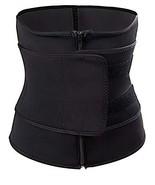SLIMBELLE Womens Corset Body Shaper Waist Trainer Cincher Sport Girdle T... - $20.57