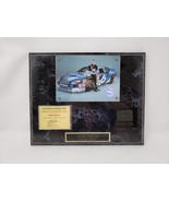 Racing Reflections Nascar Winston Cup Mark Martin #6 Racing Tire Plaque - $37.99