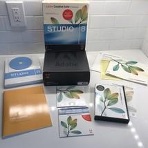 Adobe Creative Suite 2 Premium CS2 Photoshop Illustrator Acrobat 8 Pro MAC - $93.49