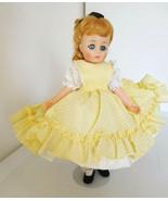 "Vintage Alexander 12"" Amy Hard Plastic of Little Women Crispy Clean - $14.99"