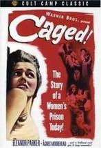 DVD - Caged! DVD  - $46.94