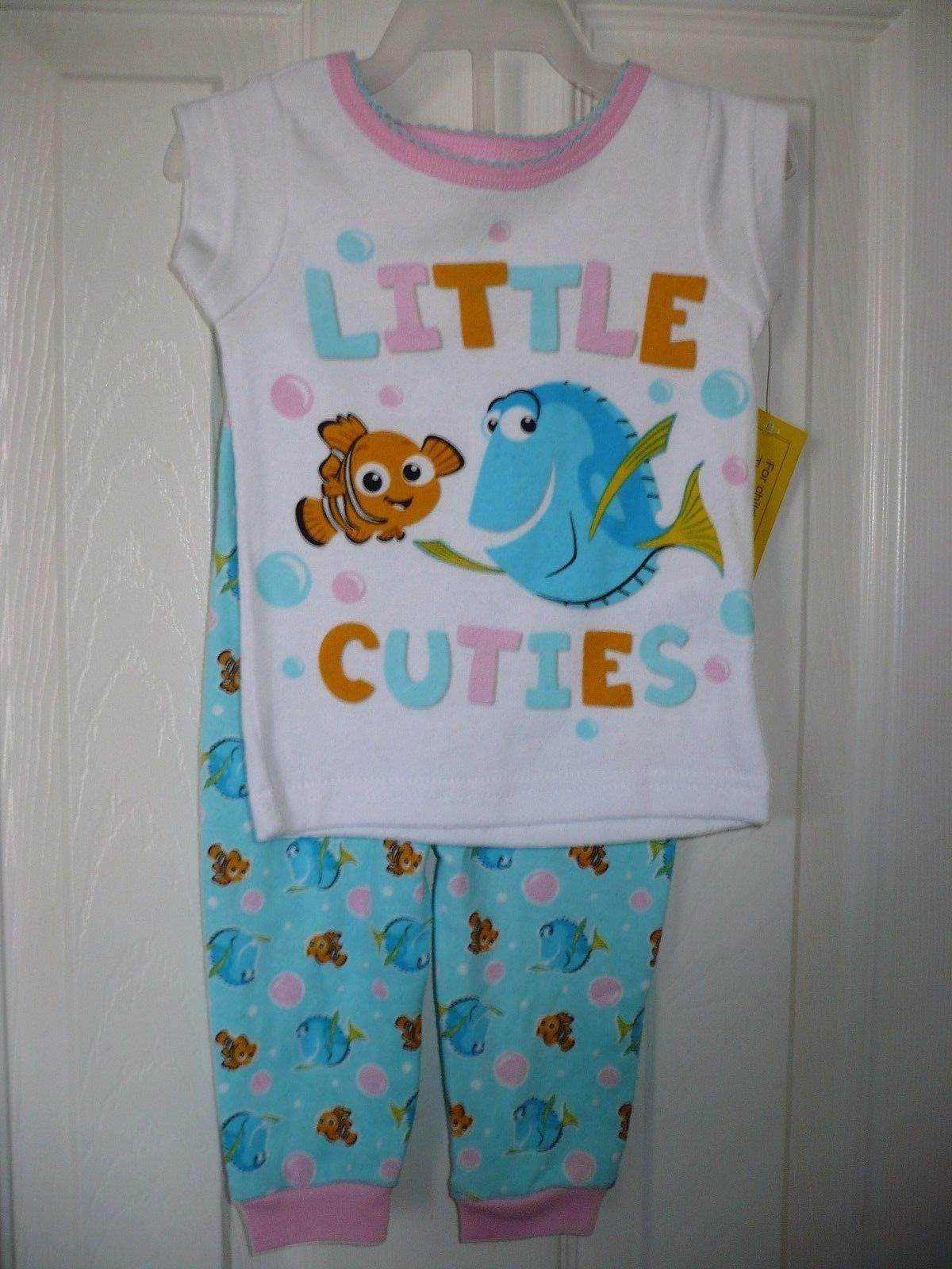 de1c18ef3 Finding Dory Girls Pajamas Little Cuties and 21 similar items