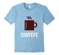 New Shirts - Covfefe Coffee President Donald Trump Meme T-Shirt Men - $19.95+