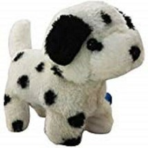 Play Right Remote Control Puppy - White With Black - $9.99