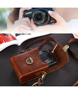 PU Camera Bag Leather Case Canon IXUS 285 265 245 240 230 220 190 185 18... - $21.91