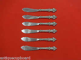 El Grandee by Towle Sterling Silver Trout Knife Set 6pc HHWS  Custom Made - $419.00
