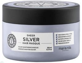 Maria Nila Sheer Silver Masque   8.5oz