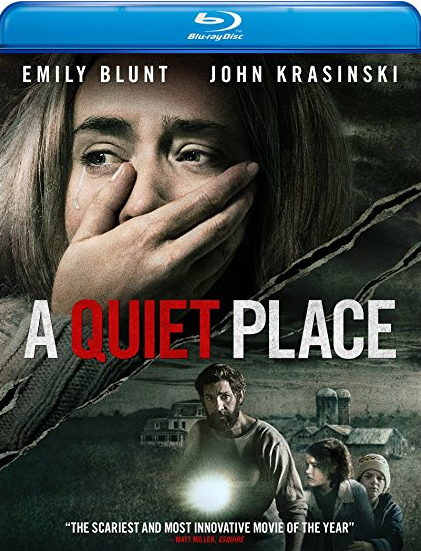 A Quiet Place [Blu-ray, 2018]