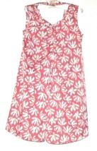GIRLS PRINTED BROWN DRESS SIZE 5T - $3.00