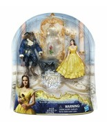 NEW SEALED 2017 Disney Princess Beauty and the Beast Enchanted Rose Figu... - $23.12