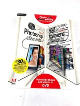 Adobe Photoshop elements 3.0 Windows XP NIP 29180000 - $100.00