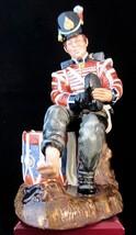 "Royal Doulton Figurine ""Drummer Boy"" HN4726 - $123.74"