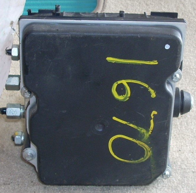 2008 INFINITI G35 ANTI LOCK ABS BRAKE ASSEMBLY