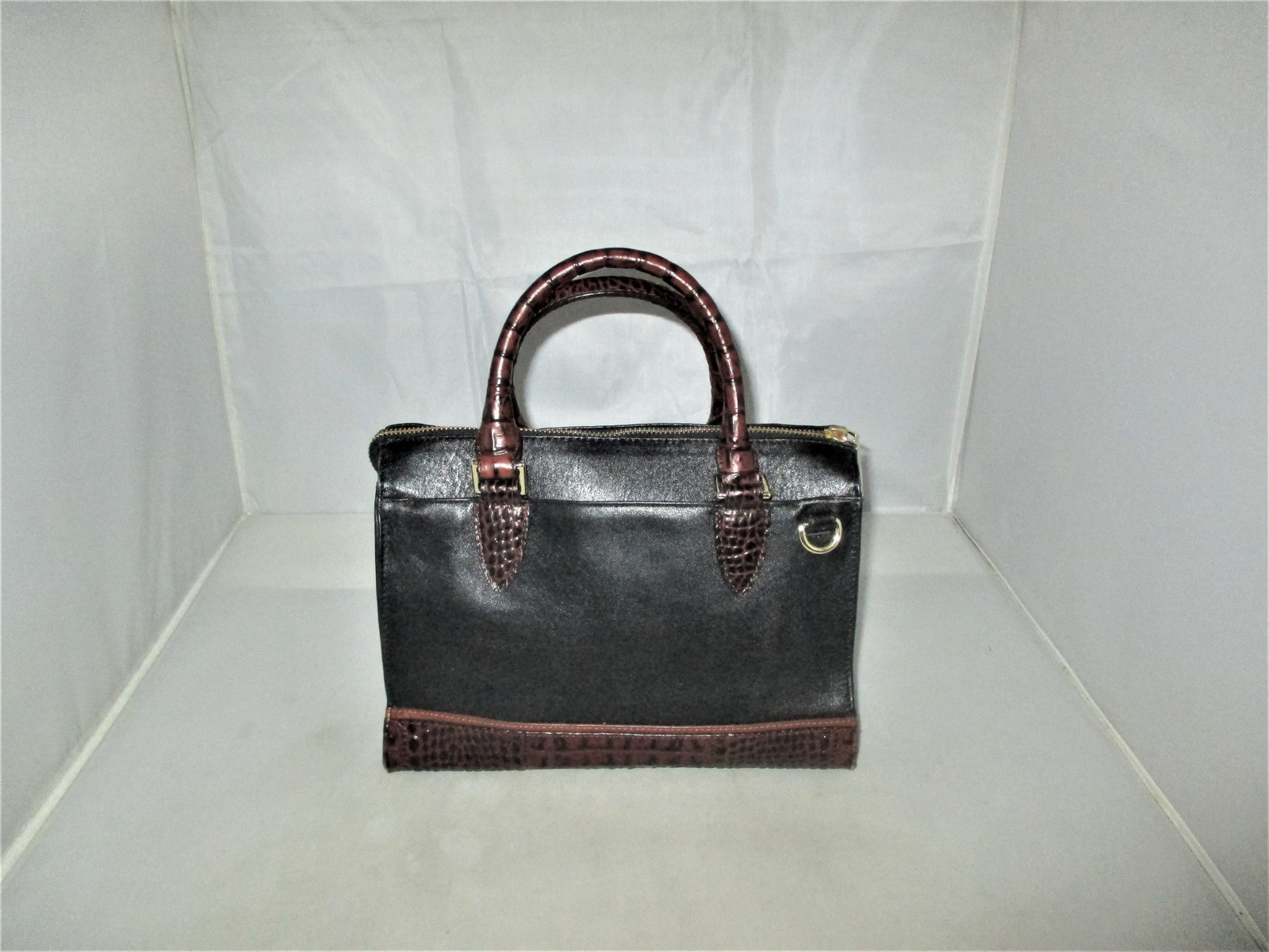 Brahmin Tuscan Tri-Texture Anywhere Convertible Satchel, Shoulder Bag,Tote $255 image 10