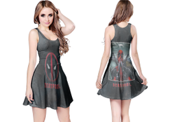 dead pool 2 Reversible Dress - $25.99+