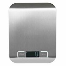 Cocina de cristal electrónica digital 5KG que cocina las balanzas postal... - $12.56