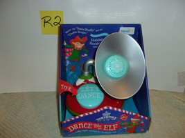 "New! Hallmark 2014 Northpole ""Dance Like An Elf"" 12 Music Loops 30 Dance... - $19.99"