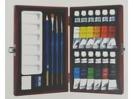 Master's Touch Fine Art Studio Acrylic Paint Set, Includes 20 Pieces #314781 image 2