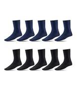 Mat & Vic's Men's Dress Socks, European, Cotton, Classic Crew, also Wome... - $38.54