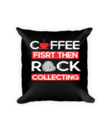 Best gifts for Geologist - Square Pillow Case w/ stuffing - $23.00