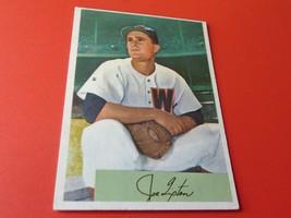 1954 Bowman #180 Joe Tipton Senators Near Mint / Mint Or Better !! - $174.99