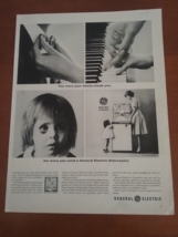 Vintage 1964 General Electric Life Magazine Ad - $8.95