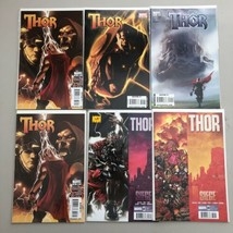 Lot of 13 Thor (2007 3rd Series) from #601-617 with variants NM Near Mint - $51.48
