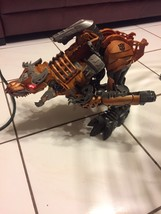 Transformers Grimlock Stomp and Chomp Lights Robot Large 20 Inch Parts o... - $17.90