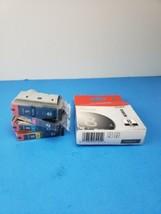 canon cli-8 ink cartridges 5 pgbk c,y,m,b  - $34.64